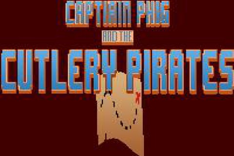 Captain Fig and the Cutlery Pirates