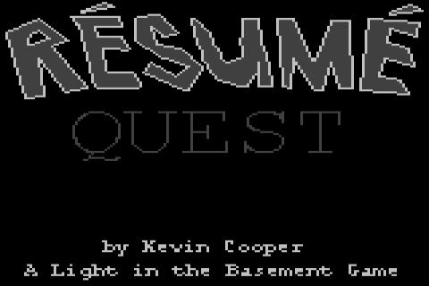 Resume Quest