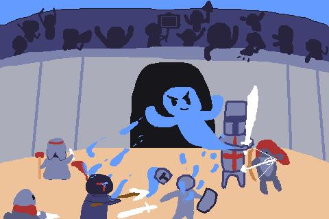 Soul Gladiator