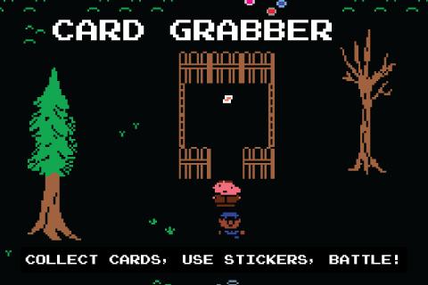 Card Grabber