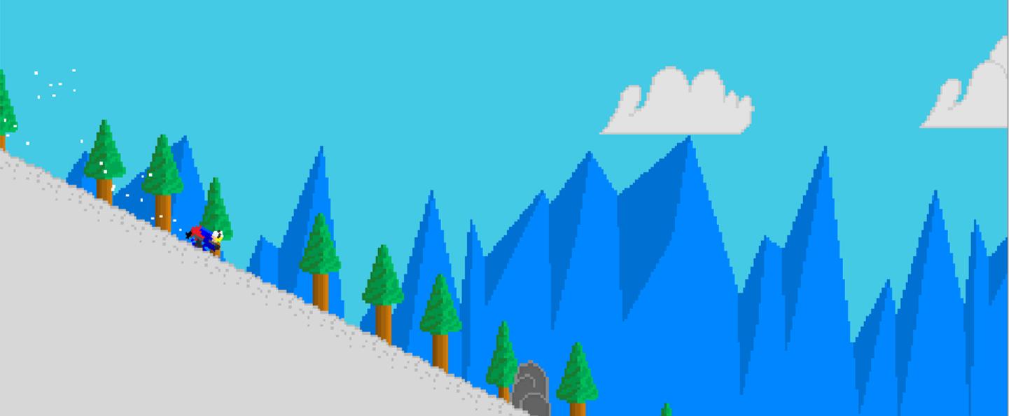 Down Hill Ski-Athon