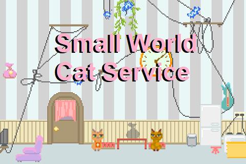 Small World Cat Service