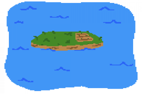 Island settler