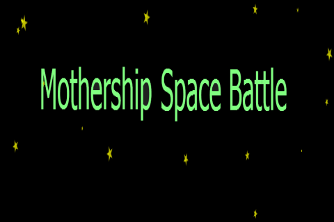 Mothership Space Battle