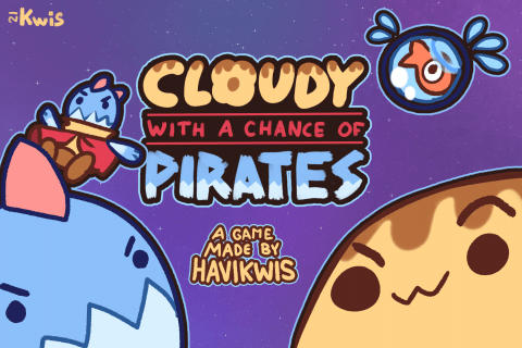 Cloudy With a Chance of PIRATES