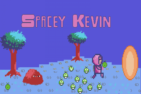The Adventures of Spacey Kevin