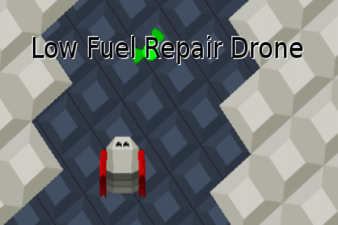 Low Fuel Repair Drone