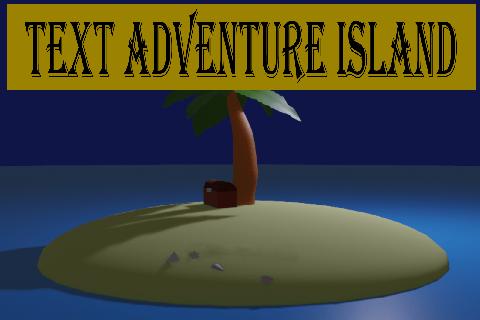 Text Adventure Island