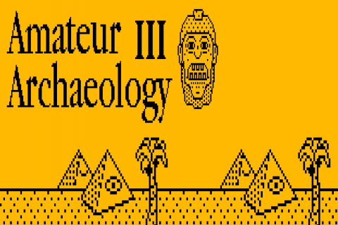 Amateur Archaeology 6