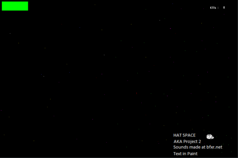 Hatspace AKA Project 2