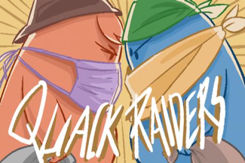 Quack Raiders