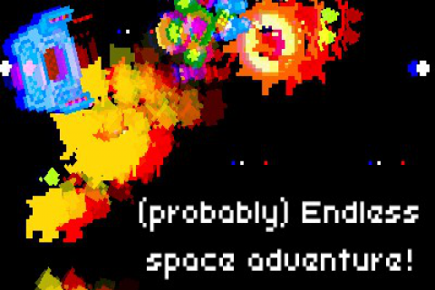 (probably) Endless space adventure!