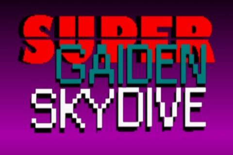 SUPER GAIDEN SKYDIVE