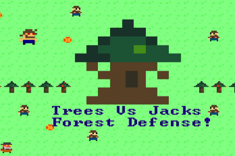 Trees Vs Jacks: Forest Defense