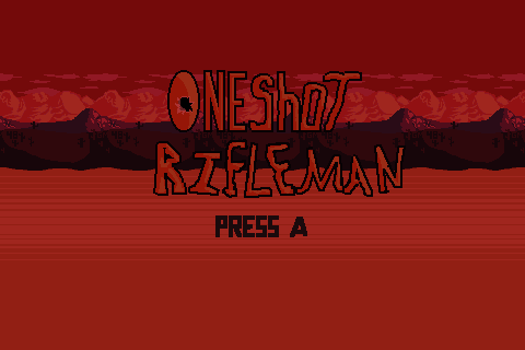 One Shot RifleMan