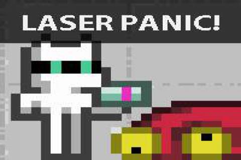 Laser Panic!