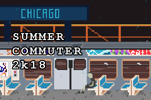 Summer Commuter 2k18