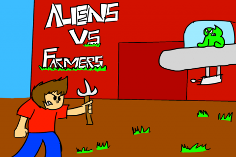 Farmers Vs Aliens