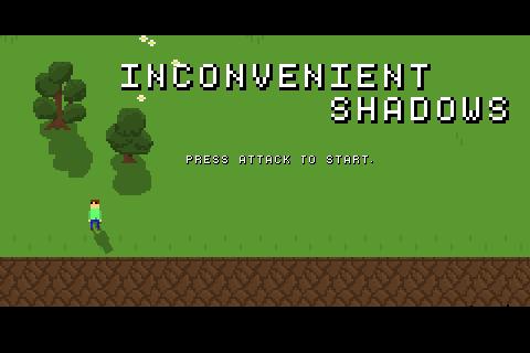 Inconvenient Shadows